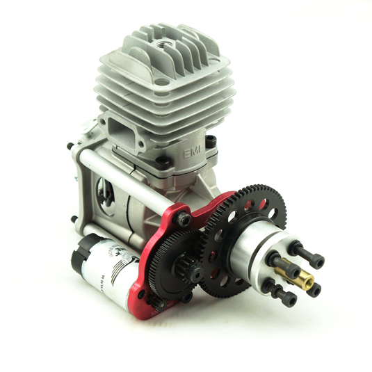 Motor EME 35 cc with electric starter