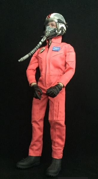 "Piloto Jet ""Red"" 1/6 Scale"