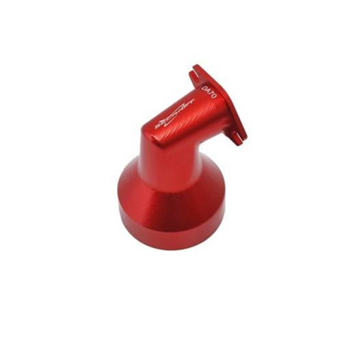 Suction funnel for carburetor DA70- MVVW 190cc (red)