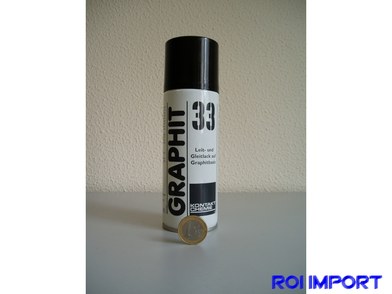 Spray grafito 33