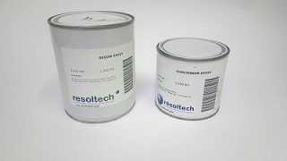 Adhesive epoxy structures RESOLTECH 3350 (1 kg)