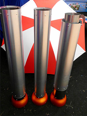 Avanti XS Jet , <b>Exhaust for JetCat P-60/P-140</b> (SebArt)