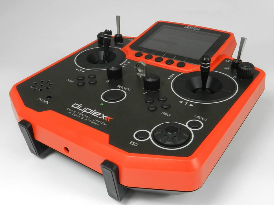 Emisora JETI Duplex DS-12 EX Multimod RED