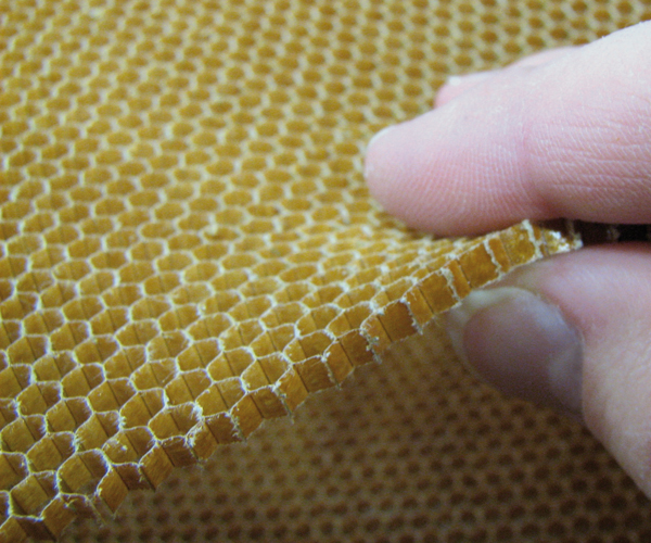 ARAMID panel nido de abeja 1300x2600x2 mm