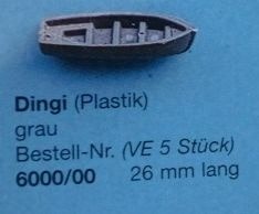 Dingi Pl. 26 mm (5 pcs)