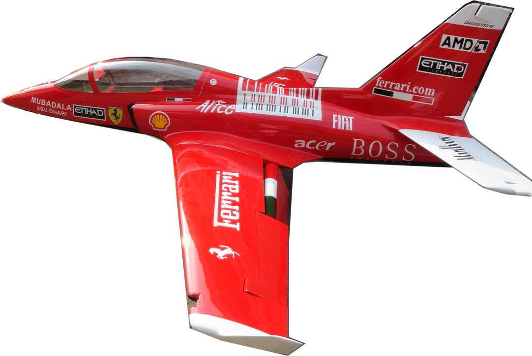 VIPER, <b>Set wings VIPER Deco Ferrari</b>