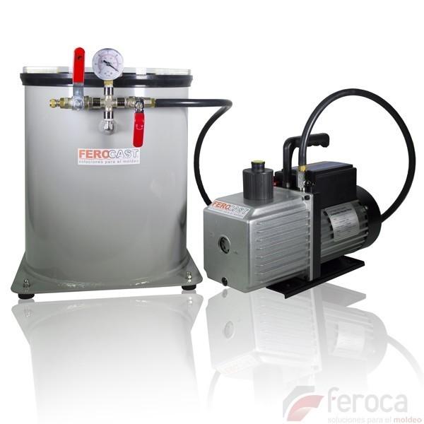Vacuum pump 12 CFM, ROI Import