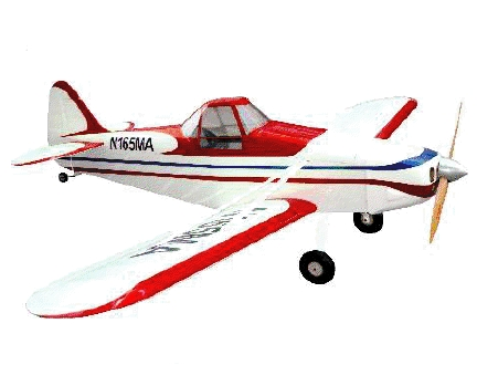Piper PA-25 Pawnee 2800 mm (CY model)