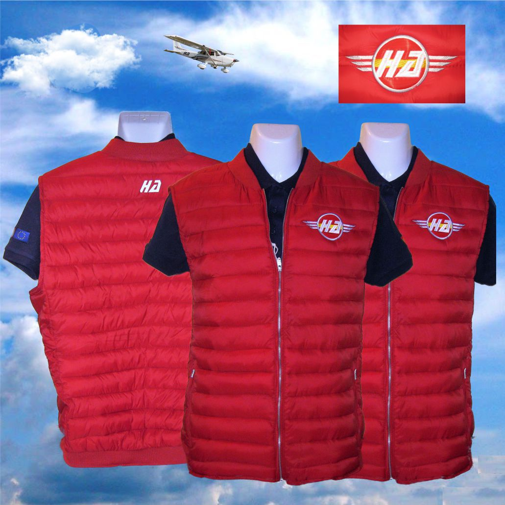 Vest clothes Hispano Aviación