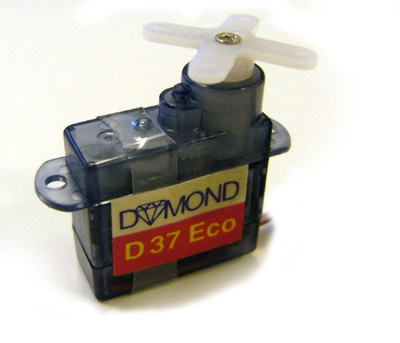 Servo Dymond D 37 Eco