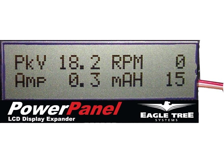 Display PowerPanel LCD Display