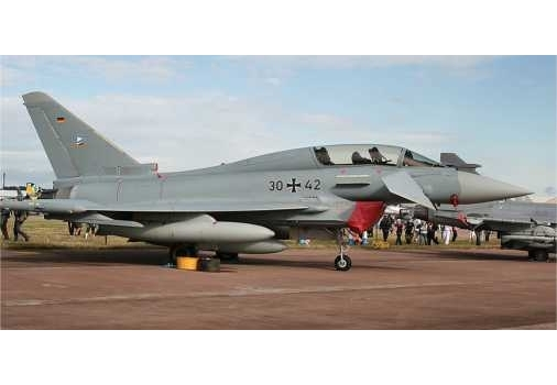 EUROFIGHTER GERMANY SCHEME