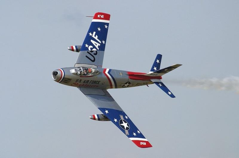 F-86 Sabre Scale 1:5,<b>Coming soon</b>