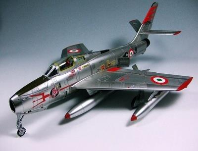 F-84F Scale 1:5 <b>Coming soon</b>
