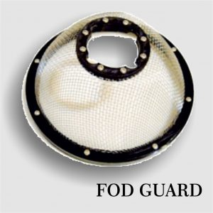 FOD guard for VT80BL, M90, M100K, M100XBL, M140K, M140XBL and  M