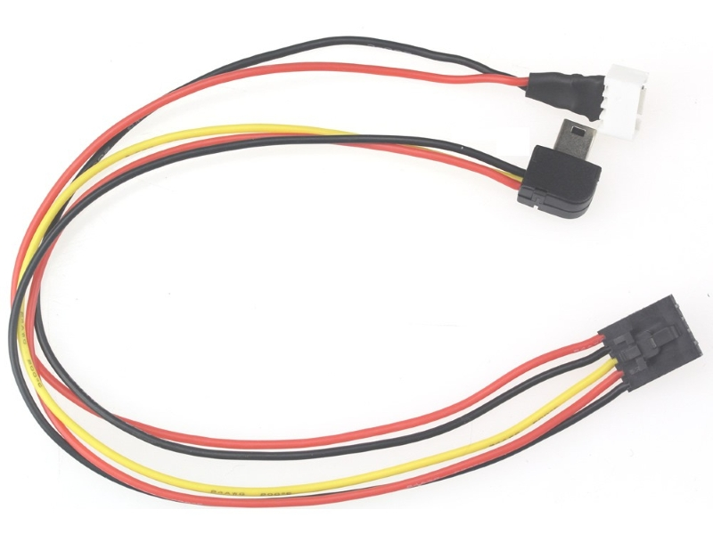 Cable TS832 a Gopro AV/Power