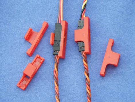Servo safety connector (10 pcs)