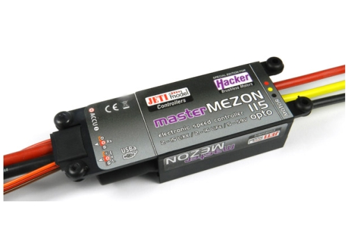 Regulador Master MEZON 115 opto RPM