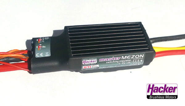 Regulador Master MEZON 130 Lite