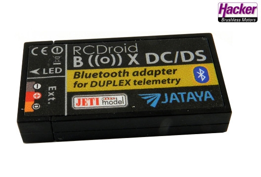 DUPLEX RC Droid Box - DC/DS
