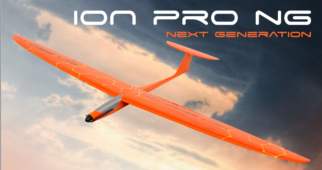Ion Pro NG electric with flaps ORANGE (JP Model)
