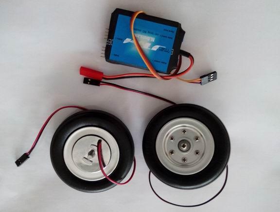 Patas ruedas con frenos el ctricos viper 1 7 roi import for Patas con ruedas