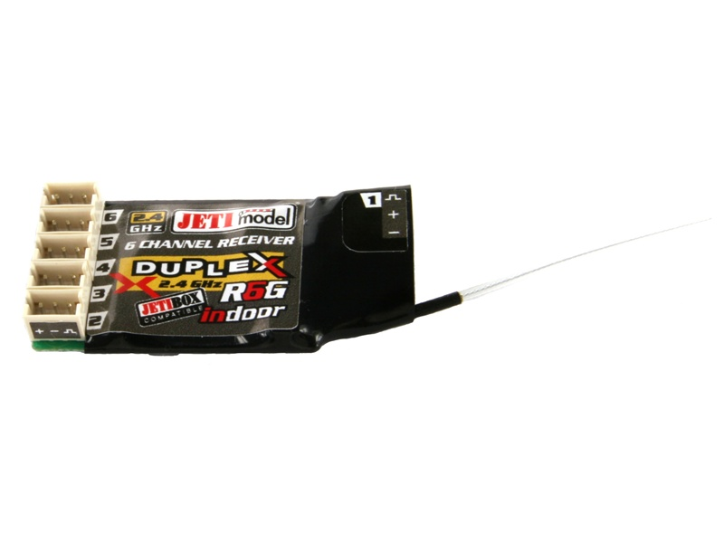 DUPLEX R6G indoor receiver 2,4GHz