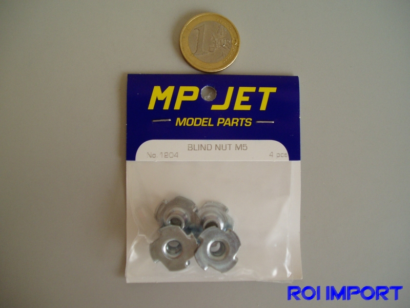 Blind nut M5 (10 pcs)