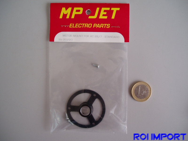 Motor holder for AC 28/7