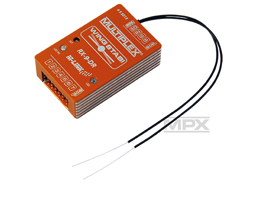 Wingstabi 9 DR M-Link Receiver