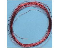 Red copper lacquer wire �0,2 mm (5 m)