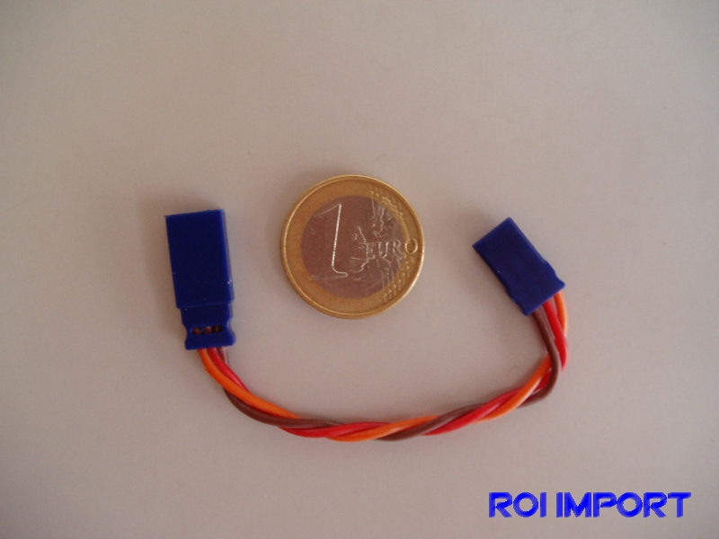 Extension silicon 10 cm (Graupner)