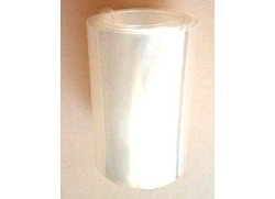 PVC transparent battery termo-retract 195 mm (1 m)