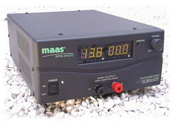 Power supply NT 25 Amp.