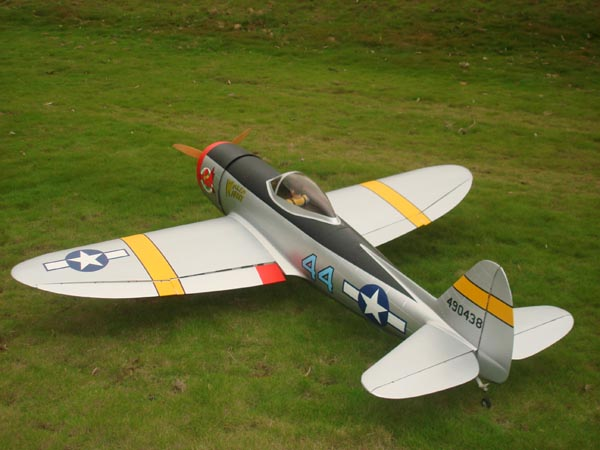 P-47 Red (CY model)
