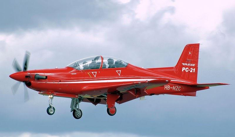 PC-21 Scale 1:3,75 2429 mm ,<b>Coming soon</b>