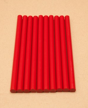 Hot Glue Stick RED
