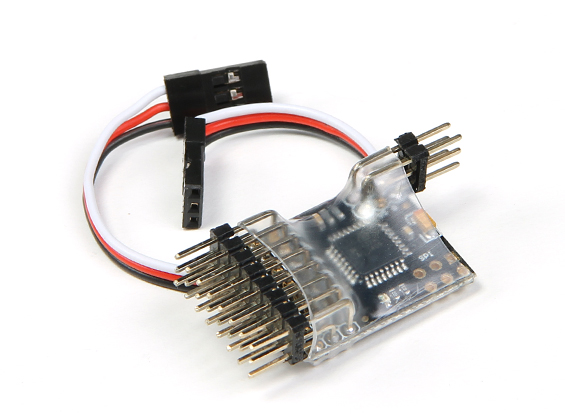 Modulo PPM Encoder