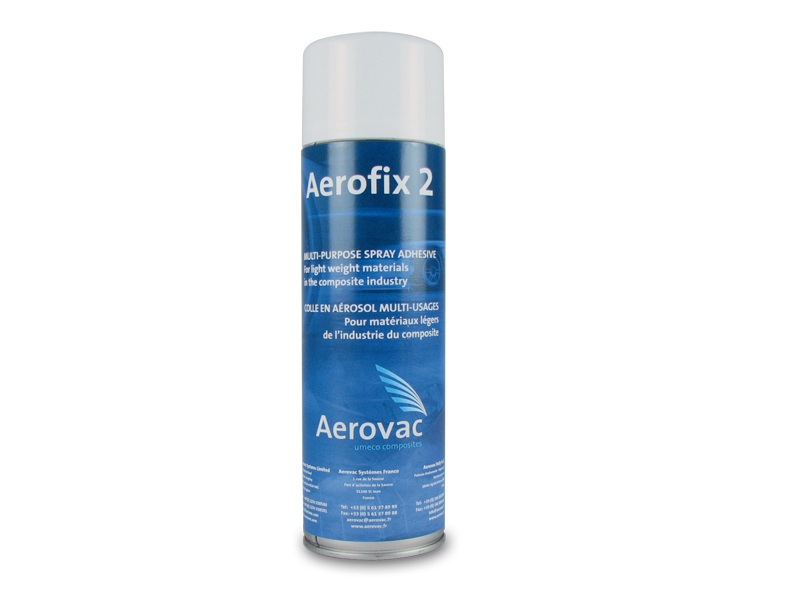 Spray adhesive AEROFIX 2