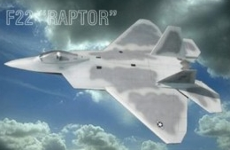 F-22 Raptor (RBC Kits)