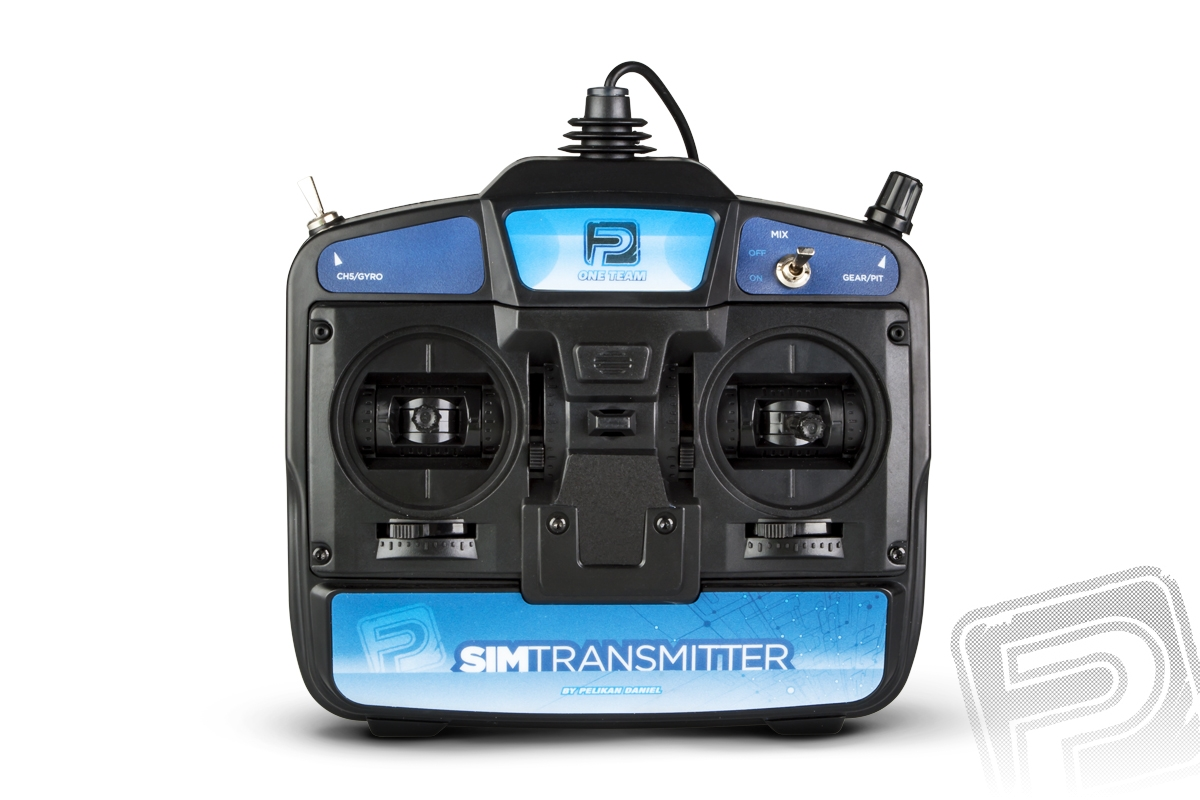 SIMtransmitter 6 Mode 2