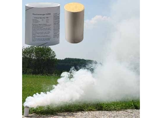 White smoke bombs AX-60 (5 pcs)