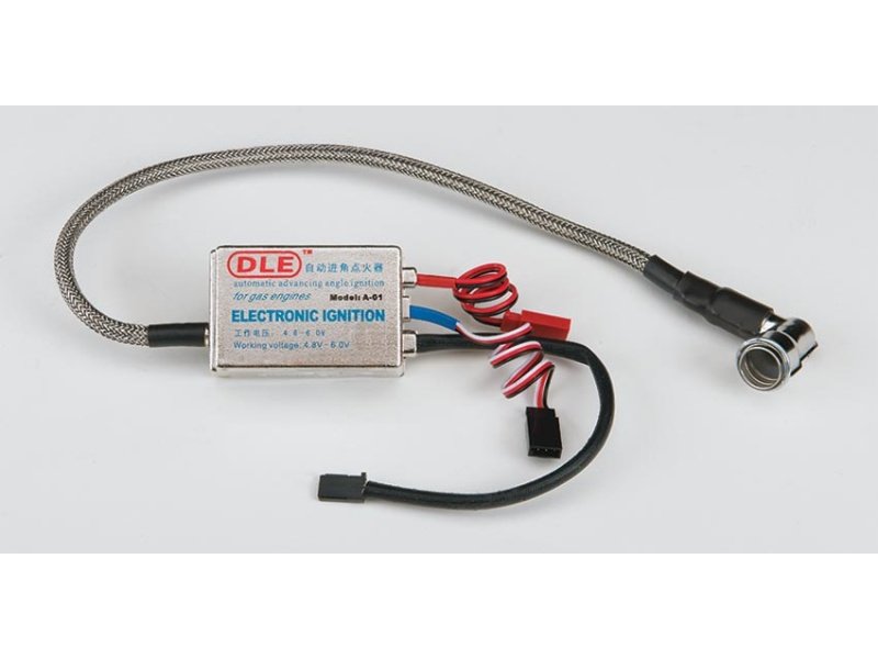 DLE 30 complete electronic ignition