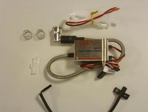 DLE Ignition unit