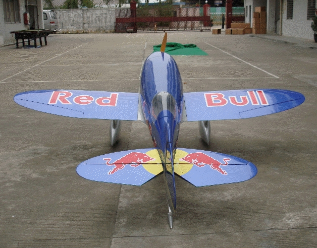 Gee Bee R4 RED BULL