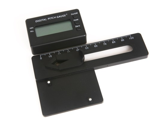 Heli digital angle measurer