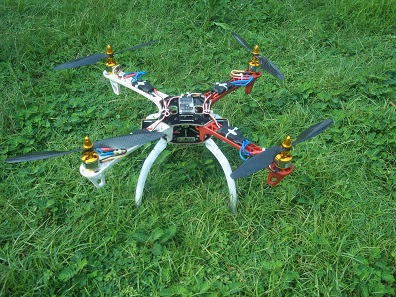 F450 Quadcopter ART Version