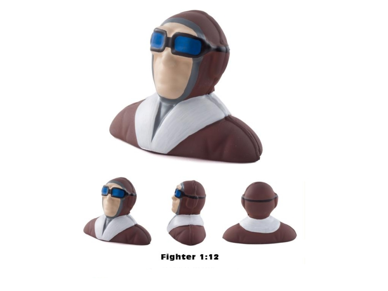 "Piloto 1/12 ""Fighter"""