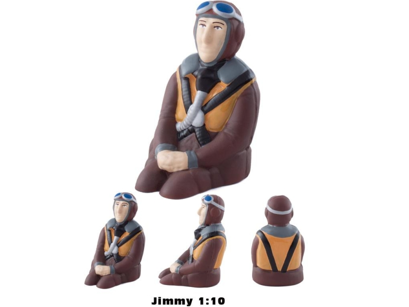 "Piloto 1/10 ""Jimmy"""