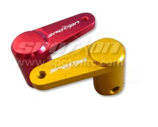 Extension Arm for Carburetor (red)